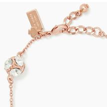 Kate Spade Lady Marmalade Chain Link Bracelet, Rose Gold image 2