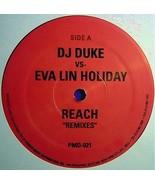DJ Duke vs. Eva-Lin Holiday - Reach (Remixes) - Power Music Records - PM... - $10.78