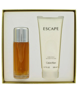 Escape Perfume By CALVIN KLEIN FOR WOMEN Gift Set - $44.79