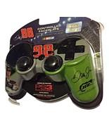 PS3 Nascar Controller Faceplate Nascar 88 Dale Earnhardt Jr Mad Catz Green  - $26.48 CAD