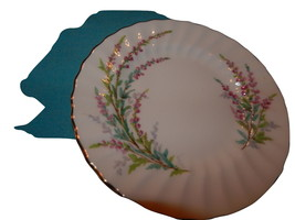 Royal Doulton bone china England Bell Heather Bread & Butter plate #129 - $24.99
