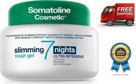 Somatoline Cosmetic Slimming Fresh Gel 7 Nights Ultra Intensive 400ml - $59.65