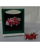 Hallmark Mini MURRAY FIRE TRUCK #2 Die Cast Collectors Ornament - 1996 - $8.95