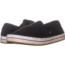 UGG Australia 5412 Flat Slip On Sneakers, Black Fabric 655, Black Fabric... - £32.05 GBP