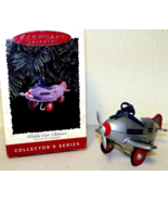 Hallmark Keepsake MURRAY KIDDIE CAR AIRPLANE Ornament - 1996  - $12.95