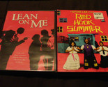 LEAN ON ME & RED HOOK SUMMER...2-dvds New & perfect.