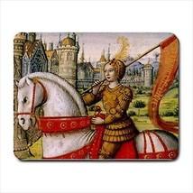 Joan Of Arc Mousepad - $7.71