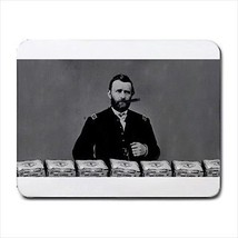 Ulysses S Grant Illinois Mousepad - $7.71