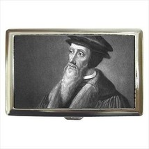 John Calvin Cigarette Money Case - $12.56