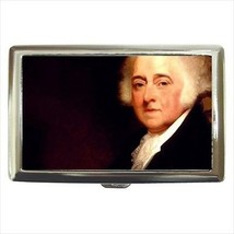 John Adams Cigarette Money Case - $12.56