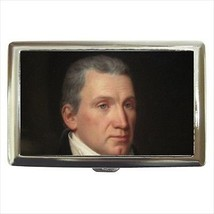 James Monroe Virginia Cigarette Money Case - $12.56
