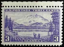 1937 3c Alaska Territory Scott 800 Mint F/VF NH - $2.07