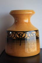 Israel Beit HaYotser Kazrin Art Studio Hand Painted Ceramic Pottery Vint... - $29.69