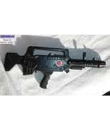 Miniature display accessory seven inches long for Ken or GI Joe gun with... - $7.99