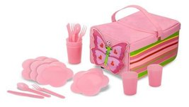 Melissa & Doug Sunny Patch Bella Butterfly Picn... - $29.39