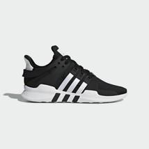 Adidas Originals Chaussures Eqt Soutien Adv Baskets Homme Noir Blanc - $102.38
