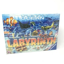 Ravensburger Ocean Labyrinth Board Game 2-4 Players Ages 7-99 NEW SEALED - $28.04