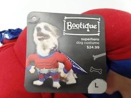 "Bootique L Superhero Dog Pet Costume Halloween Large New 17-19"" 2688398 ... - $15.99"