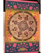 "Peter Max Original Poster Kaleidoscope Lips 24""x36"" - $495.00"