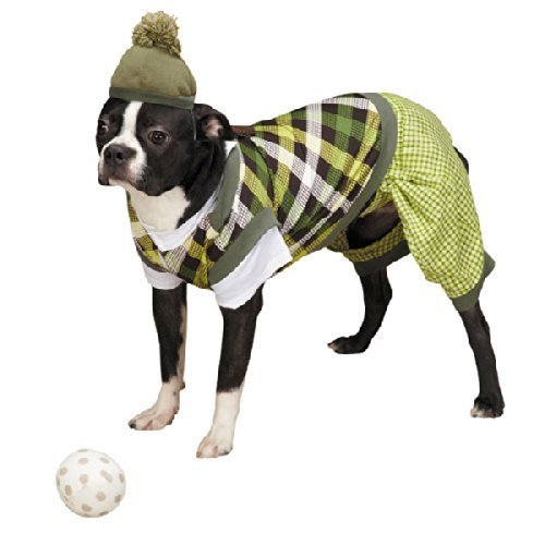 Casual Canine Putter Pup Costume, Small