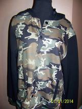 Ring of Fire Hooded Varsity Snap Closure- Coat/Jacket Men's - NWT - Size L - $27.71