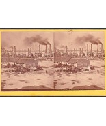 NEW ORLEANS LA STEAMSHIPS & RAILROAD STATION N.O. PHOTO STEREOVIEW - $62.47