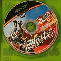 Xbox Video Game NBA Street Vol. 2 Microsoft 2003 with Plain Case Tested - $4.99