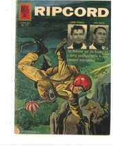 "DELL COMICS  ""RIPCORD""  NO . 1294   1962                   - $8.00"