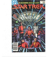 STAR TREK #1 HI GRADE    D C COMICS  1983                     - $10.00