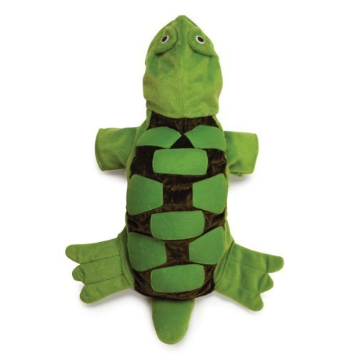 Zack & Zoey Polyester Turtle Dog Costume, Medium