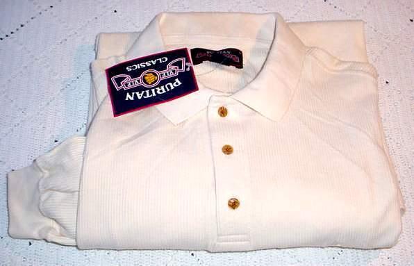 New! Puritan Classics L S 3 Button Shirt (3 and 50 similar items efc40b0fe