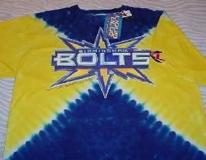 New! Xfl Birmingham Bolts ~ T Shirt (L) and 50 similar items 9f5d8149b