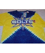 New! XFL BIRMINGHAM BOLTS ~ T SHIRT (XL) - $14.95