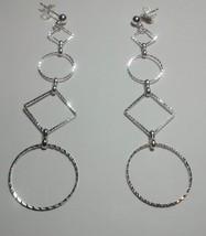 pretty dangle earrings  - $5.95