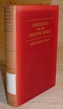 CHRISTIANITY & CREATIVE QUESTS Gaius Glenn Atkins, 1939 - $15.75