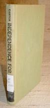 INDEPENDENCE FOR AFRICA - Gwendolen M. Carter (1960) - $13.75