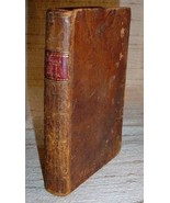 JAMES BOSWELL TOUR TO HEBRIDES LEATHER BOUND (1810) - $125.00