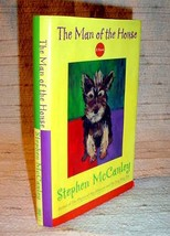 MAN OF THE HOUSE - HC/DJ SIGNED Stephen McCauley - $14.95