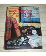 SOUTH ASIAN COINS AND PAPER MONEY SINCE 1556 AD STANDARD GUIDE BOOK 1st ED. - $99.75
