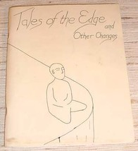 TALES OF THE EDGE - SIGNED MAINE POETRY J.W. Barnett - $19.95