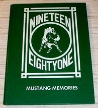 WINDHAM MAINE JUNIOR HIGH SCHOOL 1981 YEARBOOK - $39.95