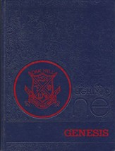 1981 GENESIS Oak Hill High School Yearbook - Sabattus, Wales, Litchfield... - $45.00