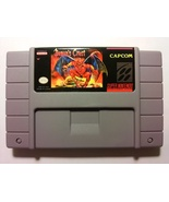 SNES Demon's Crest demons demon ntsc usa super nintendo (read description)