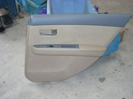 2009 NISSAN SENTRA RIGHT REAR DOOR TRIM PANEL