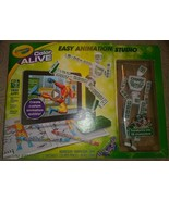 Crayola Color Alive Easy Animation Studio - $9.89