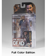 The Walking Dead Lee Everett Toy Figure - Telltale Games Mcfarlane in COLOR - $51.99