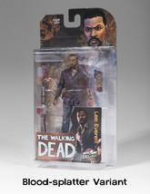 The Walking Dead Lee Everett Toy Figure - Telltale Games Mcfarlane BLOOD... - $51.99