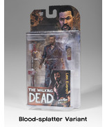 The Walking Dead Lee Everett Toy Figure - Telltale Games Mcfarlane BLOOD... - $51.99