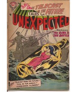 DC Tales Of The Unexpected #6 The Girl In The Bottle Dial M For Magic Ho... - $15.95