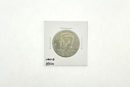 1997-D Kennedy Half Dollar (F) Fine N2-3932-4 - $4.99